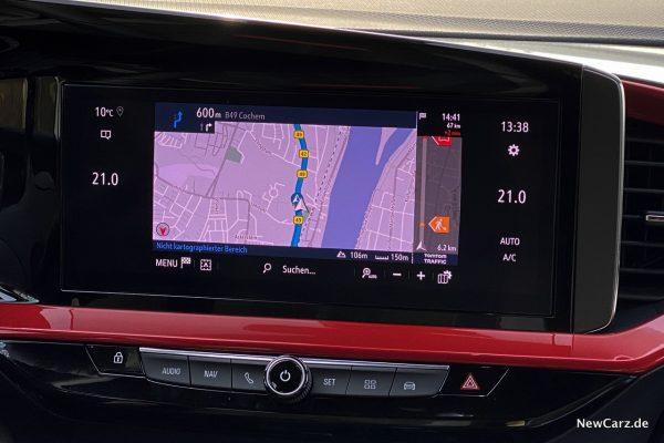 Opel Mokka Infotainment