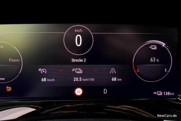 Opel Mokka-e Verbrauch