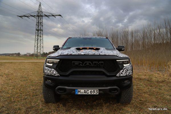 RAM 1500 TRX Front