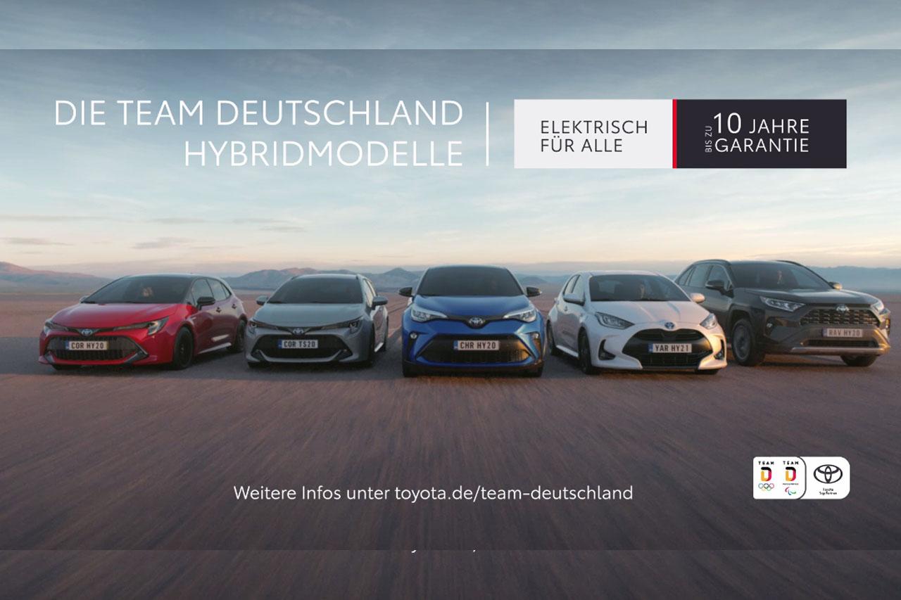 Toyota Team Deutschland 2021