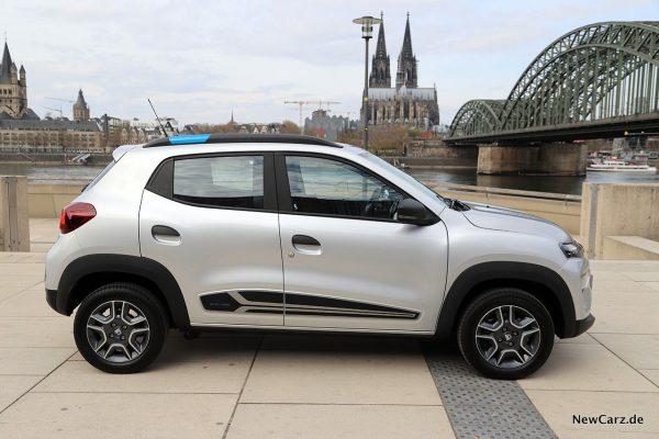 Dacia Spring Seite