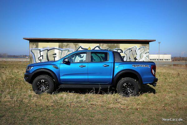 Fort Ranger Raptor Seitenansicht
