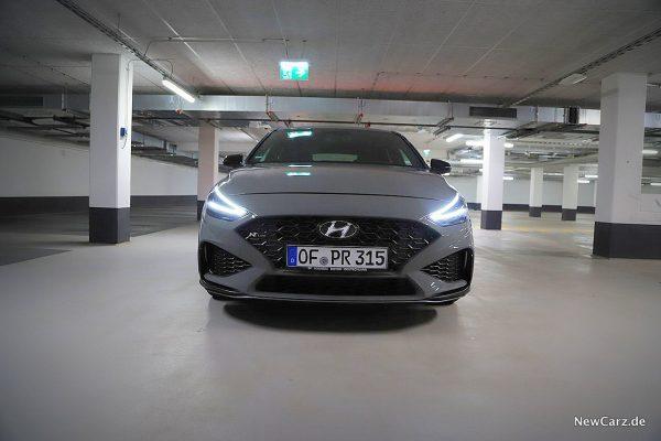 Hyundai i30 Facelift Front