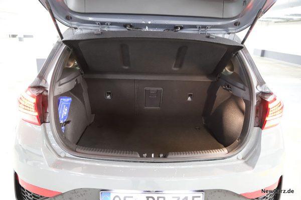 Kofferraum i30