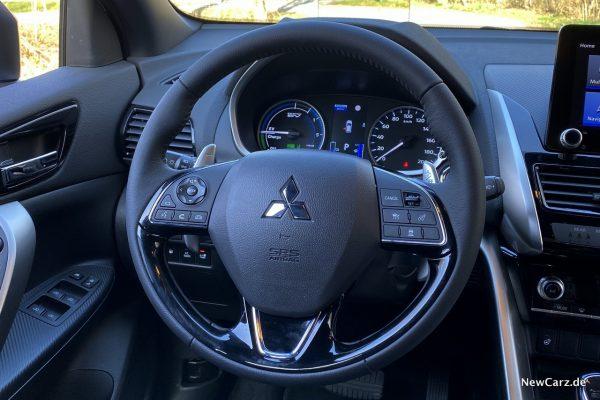 Mitsubishi Lenkrad
