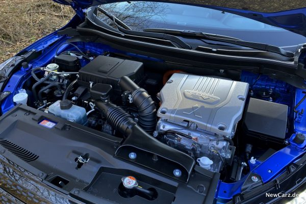 Mitsubishi Eclipse Cross PHEV Motor