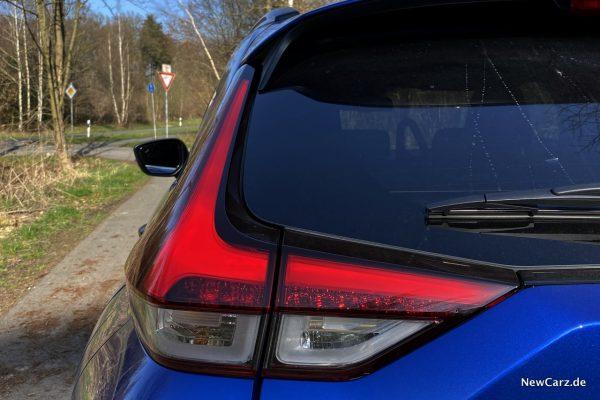 Mitsubishi Eclipse Cross PHEV Heckleuchten