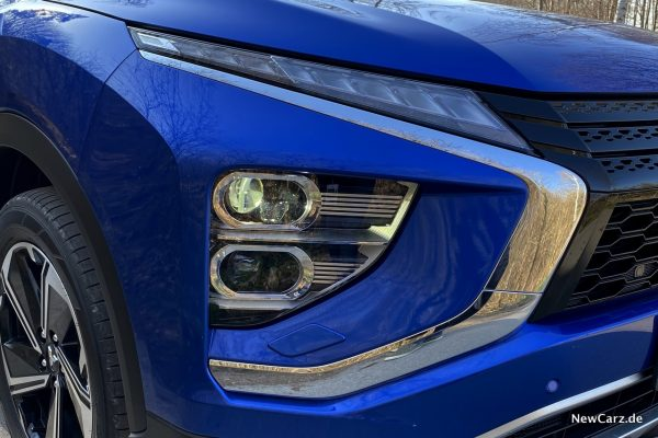 Mitsubishi Eclipse Cross PHEV LED