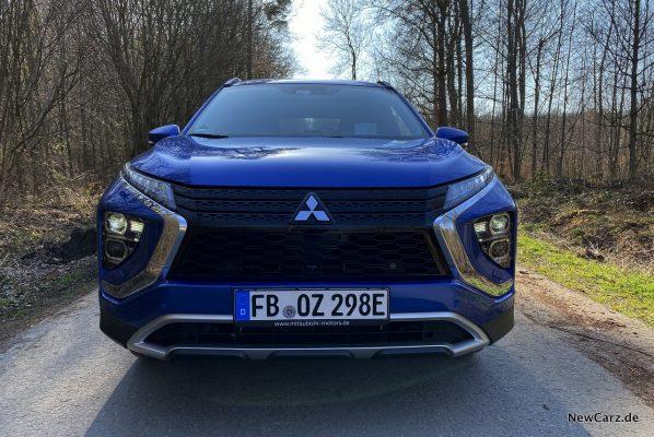 Mitsubishi Eclipse Cross PHEV Front