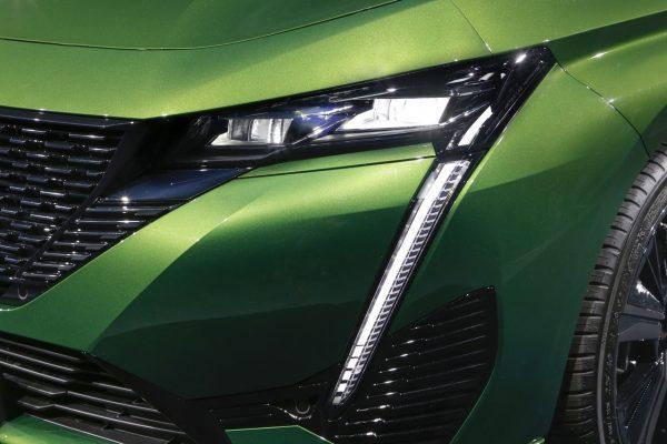 308 Matrix-LED-Scheinwerfer