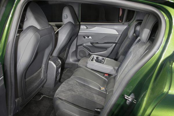 Peugeot 308 2021 Fond