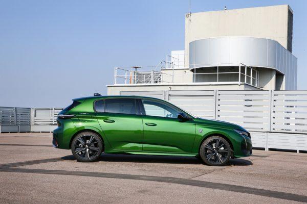 Peugeot 308 2021 Seite
