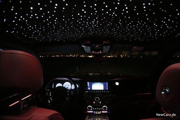 Sternhimmel Rolls-Royce