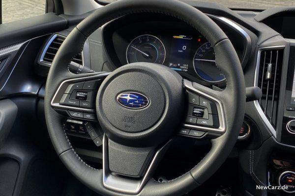 Subaru Lenkrad