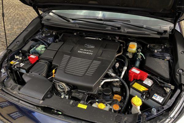 Subaru Impreza e-Boxer Motor