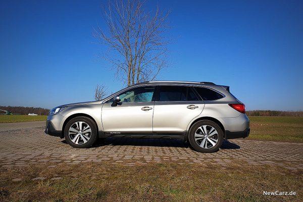Subaru Outback Seite