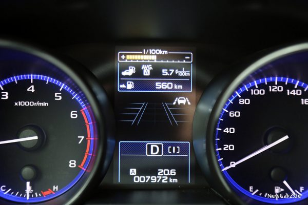 Sparrunde Verbrauch Subaru Outback