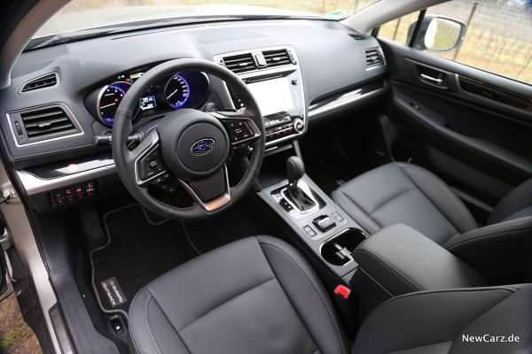 Interieur Outback