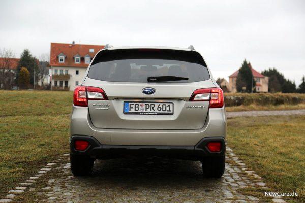 Subaru Outback Heck
