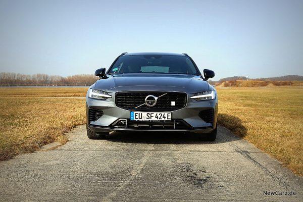 Volvo V60 Polestar Engineered Front