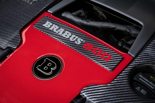 V8 Biturbo Brabus