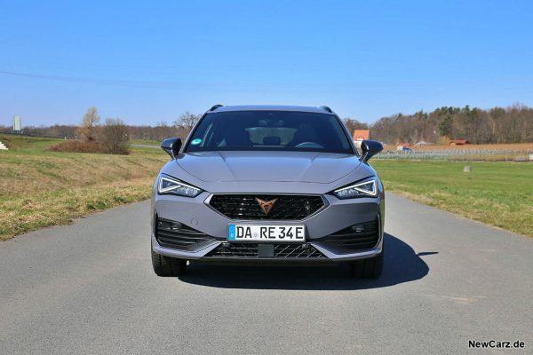 Cupra Leon ST e-Hybrid Front