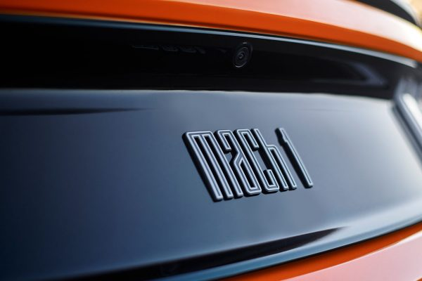 Ford Mustang Mach 1 Heckdeckel