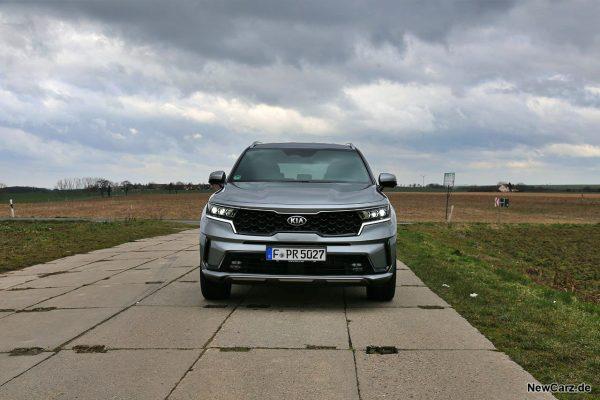 Kia Sorento AWD Frontbereich