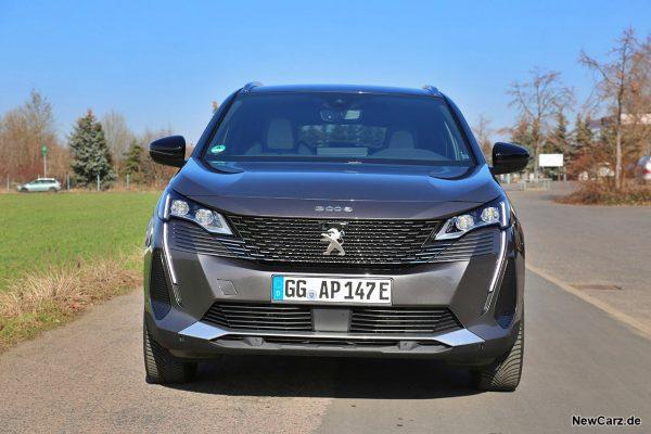Peugeot 3008 Hybrid4 Front
