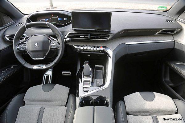Interieur Peugeot