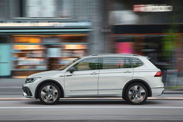 VW Tiguan Allspace 2021 Seite