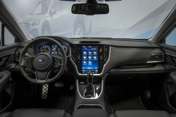 Subaru Outback 2021 Innenraum