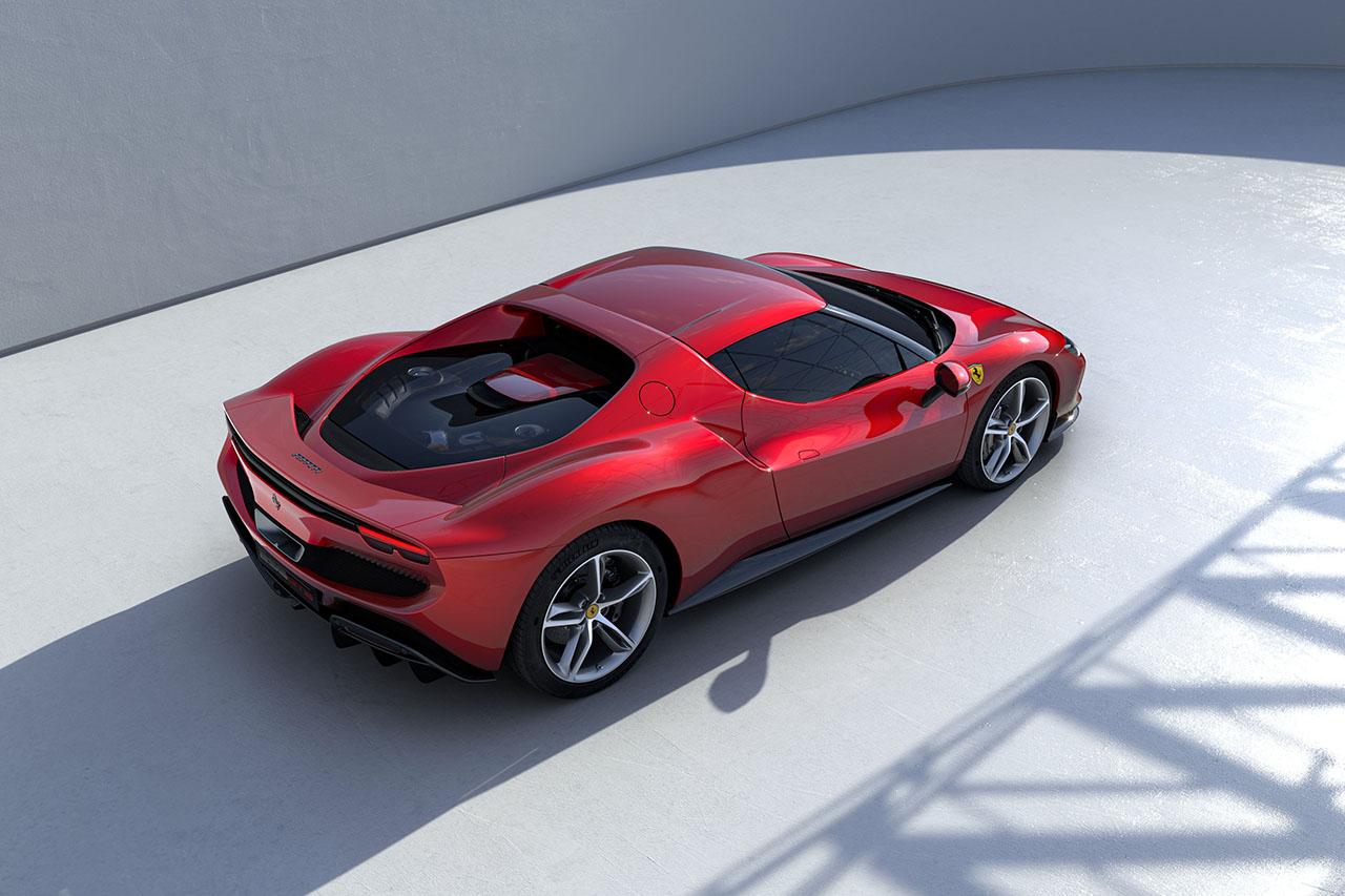 Ferrari 296 GTB - Der 830 PS Hybrid-Supersportler - NewCarz.de