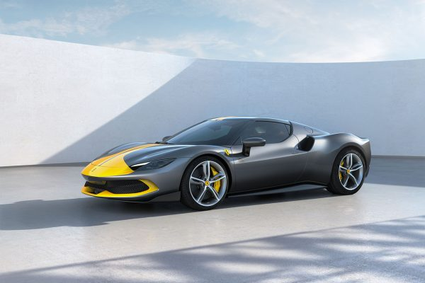Ferrari 296 GTB Assetto Fiorano