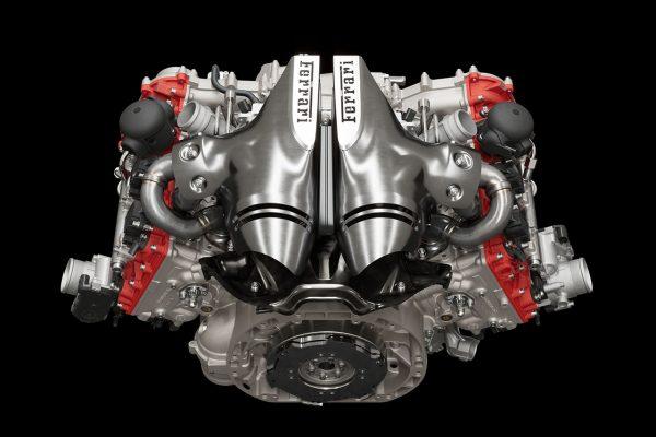 V6 Ferrari Motor