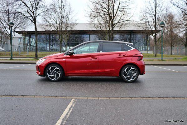 Hyundai i20 Hybrid Prime