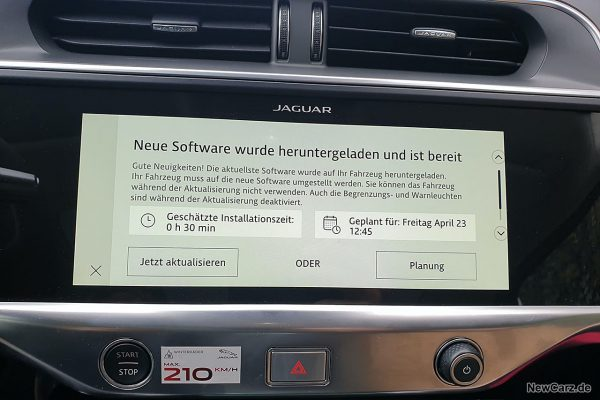 Software-Aktualisierung