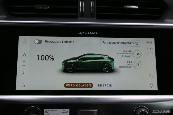 Reichweite E-Car