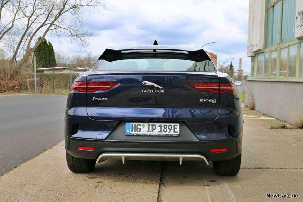 Jaguar I-Pace EV400 Heck