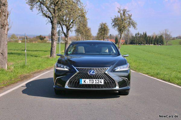 Lexus ES 300h Front