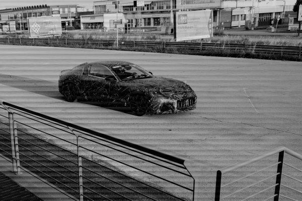 Maserati GranTurismo Track