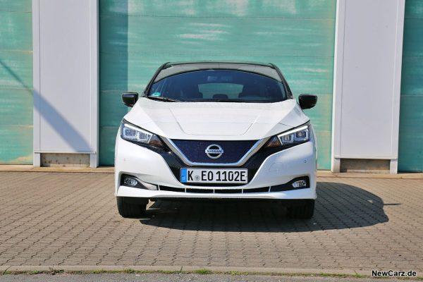 Nissan Leaf e+ Front