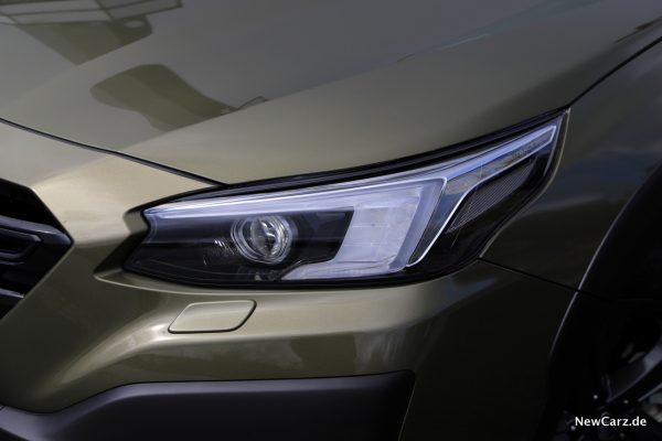 Subaru Outback 2021 LED-Scheinwerfer