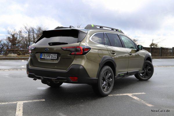 Subaru Outback 2021 Exclusive Cross