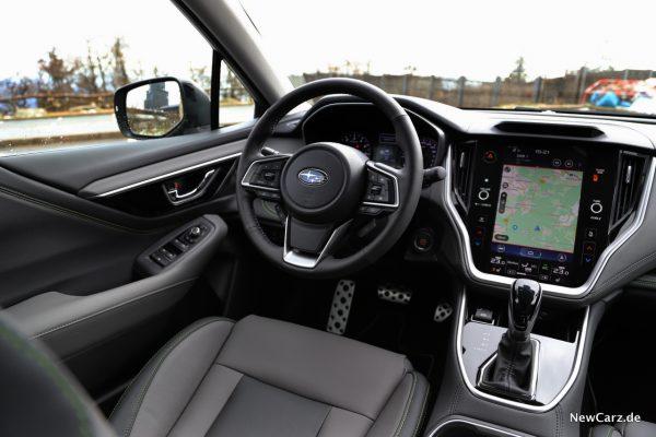 Subaru Outback 2021 Interieur
