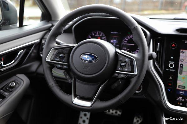 Subaru Outback 2021 Lenkrad