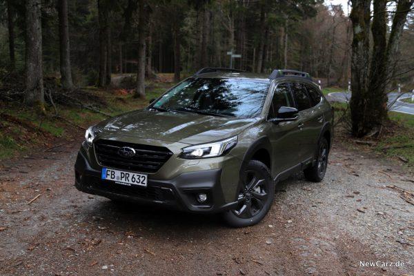 Subaru Outback 2021 Wald