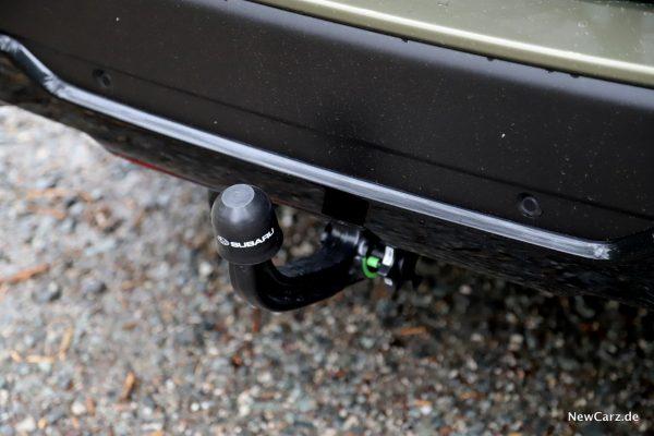 Subaru Anhängerkupplung