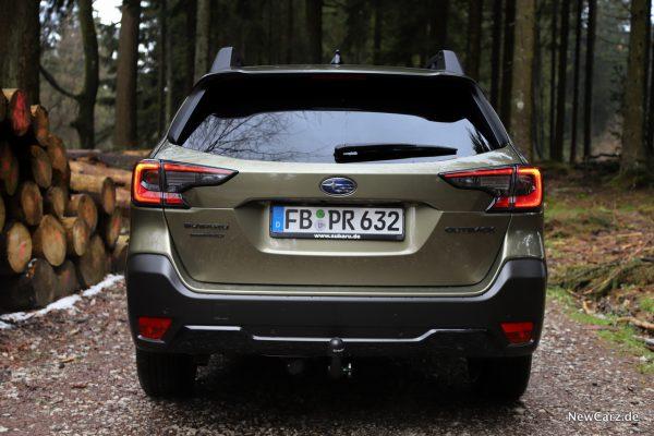 Subaru Outback 2021 Heck