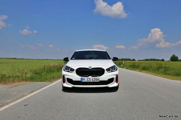 BMW 128ti Front